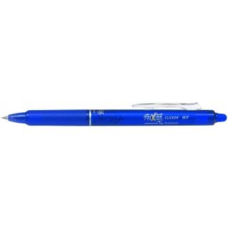 Opina sobre Pilot Frixion Clicker - Bolígrafo de tinta de gel borrable, punta redonda de 0,7 mm, retráctil, color azul