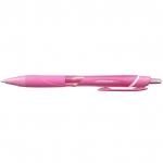 Bolígrafo uni-ball roller jetstream sxn157c retractil 0,7 mm color rosa