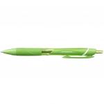 Bolígrafo uni-ball roller jetstream sxn157c retractil 0,7 mm color verde claro