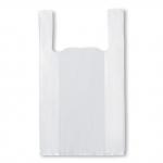 Bolsa plástico camiseta 35x50 cm paquete de 200