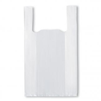 Csp - Bolsa camiseta de plástico, 40 x 50 cm, paquete de 200 unidades