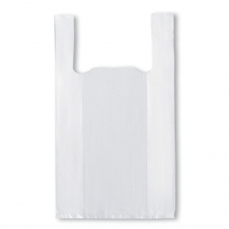 Csp - Bolsa camiseta de plástico, 40 x 60 cm, paquete de 200 unidades