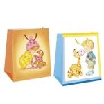Bolsa regalo pequeña Arguval bebes modelos color surtidos