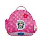 Bolso escolar fantasía color rosa
