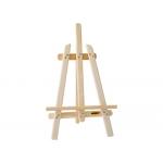 Liderpapel 2-M-A - Caballete de pintor, de madera, altura de 40 cm