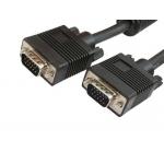 Cable svga Mediarange de monitor longitud 1,8 mt de alta calidad color negro