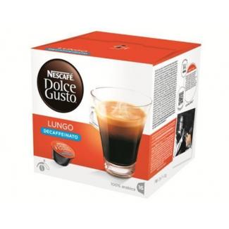 Cafe dolce gusto cafe lungo monodosis caja de 16 unidades