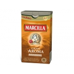 Cafe molido Marcilla natural con cierre clickpaq paquete de 250 gr/m2