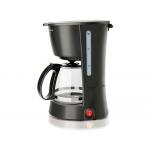 Cafetera de goteo taurus para 6 tazas 750w color negro