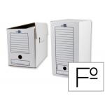 Caja de archivo definitivo Liderpapel tamaño doble ancho