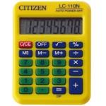 Calculadora Citizen 8 digitos amarilla