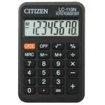 Calculadora Citizen 8 digitos negra