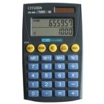 Citizen DE-200-B - Calculadora de bolsillo, 8 dígitos