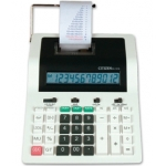 Calculadora Citizen impresora pantalla papel cx-121 12 digitos con tecla de impuestos