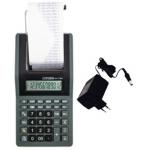 Calculadora Citizen impresora pantalla papel cx-77bn 12 digitos con adaptador incorporado