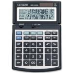 Calculadora Citizen sobremesa a 12 digitos pantalla de 3 lineas