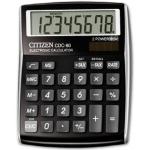 Calculadora Citizen sobremesa 8 digitos negra
