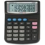 Calculadora Citizen sobremesa ex-860 10 digitos doble pantalla con tecla de impuestos