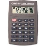 Citizen LC-210II - Calculadora de bolsillo, 8 dígitos