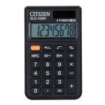 Citizen SLD-200 - Calculadora de bolsillo, 8 dígitos