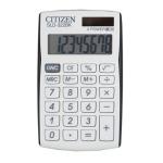 Citizen SLD-322BK - Calculadora de bolsillo, 8 dígitos