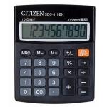 Citizen SDC-810-BN - Calculadora de sobremesa, 10 dígitos