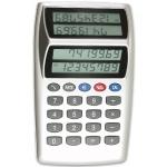 Calculadora euro cfd sobremesa doble pantalla