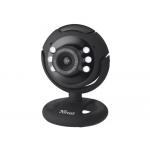 Camara web Trust spotlight pro res usb 2.o micrófono integrado