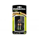 Cargador Duracell para pilas recargables cef 14 incluye 2 pilas aa