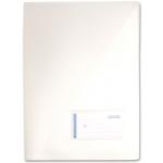 Carpeta Beautone dossier uñero polipropileno tamaño A4 contarjetero y solapa interior transparente capacidad 20h
