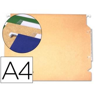 Carpeta colgante Gio tamaño A4 visor lateral