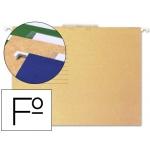Carpeta colgante Gio tamaño folio visor superior