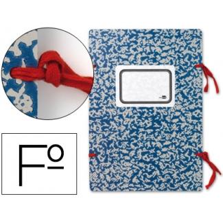 Liderpapel LE01 - Carpeta legajos, cartón, tamaño folio