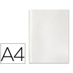 Carpeta termoencuadernadora plástico tamaño A4 4 mm