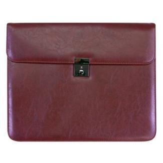 Cartera documentos 45-825 color marron 370x300 mm con 2 bolsas interiores