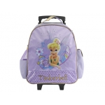 Cartera escolar Anadel fairies mochila color infantil con trolley 29x34,5x12,5 cm s