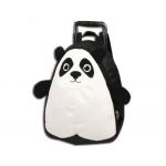 Cartera escolar Copywrite panda mochila pequeña con trolley 27x34x10 cm