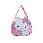 Cartera escolar Coriex ch kitty bolso pequeño 14,5x 11,5x7 cm