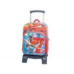 Cartera escolar Jaimarc planes mochila grande con trolley 51x300x220 mm