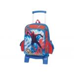 Cartera escolar Jaimarc the amazing spiderman mochila grande con trolley 51x300x220 mm