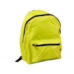 Liderpapel ME04 - Mochila escolar, color verde claro