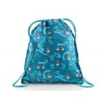 Cartera escolar Miquelrius kukuxumusu bidots popurri bolso saco 35x42 cm