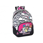 Cartera escolar Safta monster high day pack 30x43x16 cm