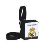 Cartera escolar Safta real madrid bolso porta video juegos 14x16x6 cm