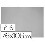 Carton color gris Nº 16 76x106 cm hoja