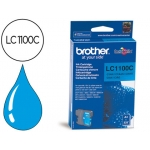 Cartucho Brother referencia LC-1100C cian