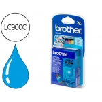 Cartucho Brother referencia LC-900C cian