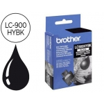 Cartucho Brother referencia LC-900HYBK negro