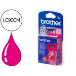 Cartucho Brother referencia LC-900M magenta