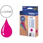 Cartucho Brother referencia LC223M magenta